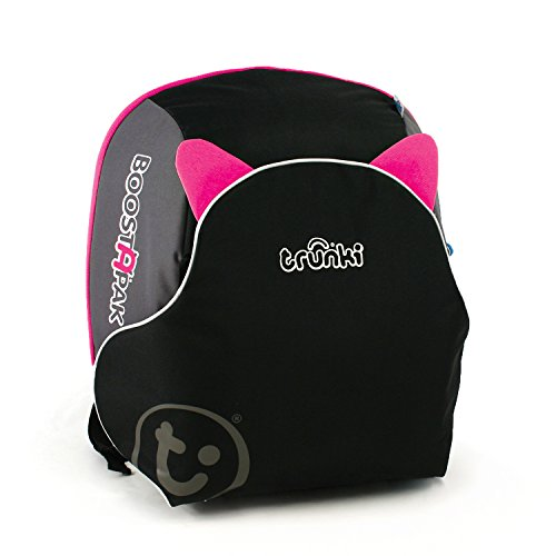 Trunki Boost A Pack - Mochila elevador, color rosa