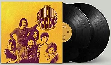 The Churchills/Jericho Jones Singles Rarities & Odities [2019 Record Store Day 2xLP Vinyl]