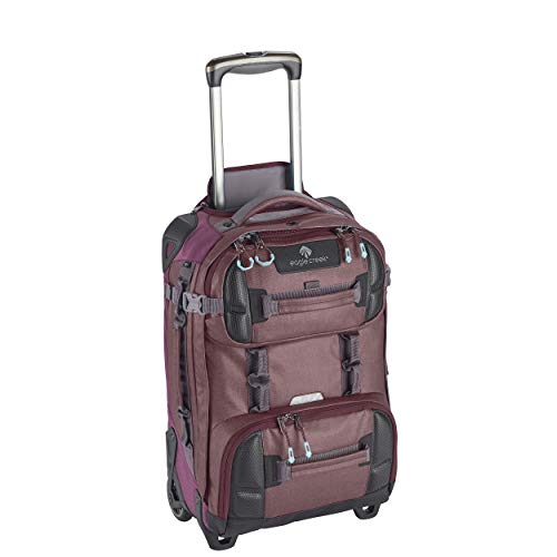 Eagle Creek Wheeled Duffel Carry On, Earth Red - One Size