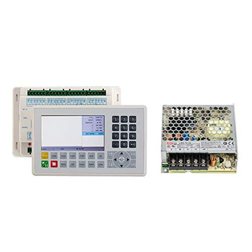 Cloudray Ruida RDC6445G Controller & LRS Netzteil für CO2 Lasergravur Schneidemaschine