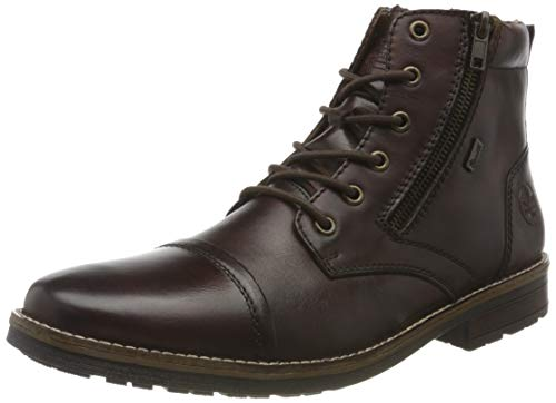 Rieker Men's 33200 Fashion Boot, Brown, 9 UK