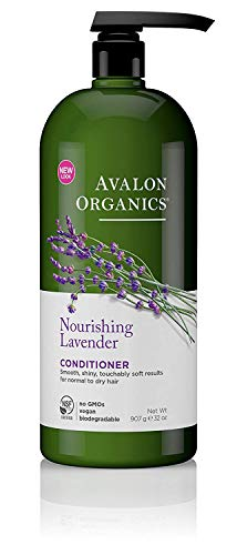 Avalon Organics Conditioner, Nourishing Lavender, 32 Oz