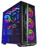 Hardital Pc Gaming Intel Core i9-11900K 8 Core 3.5/5.3GHz Ram 64GB SSD 1 TB HD 4TB GeForce RTX 3090 24GB WI FI BT Windows 10 PRO ARGB