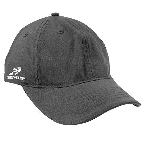 Headsweats Sport Podium A Casquette de Baseball Sport Bonnet, Black, Uni 7702 402