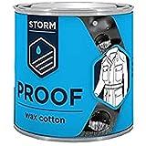 Cera pregnante para ropa Storm Rub On Wax Cotton Dressing 200g
