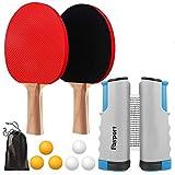 FBSPORT Raquette de Ping Pong, a...
