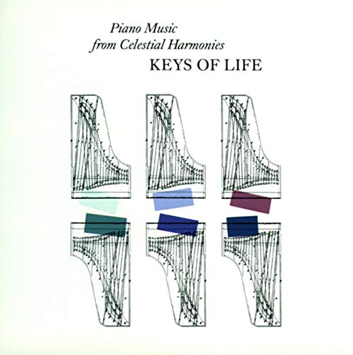 Various - Keys Of Life. Piano Music