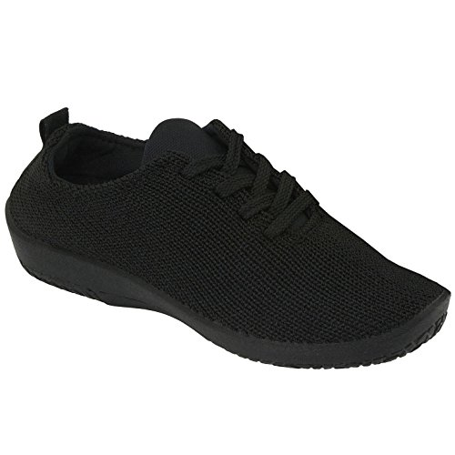 Arcopedico Black Shocks LS Shoe 7-7.5 M US