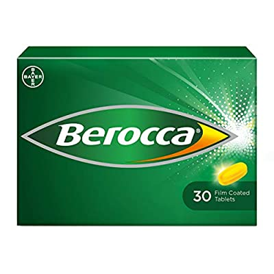 Berocca Vitamin B Energy Film Coated Tablets - 30 Tablets by Berocca