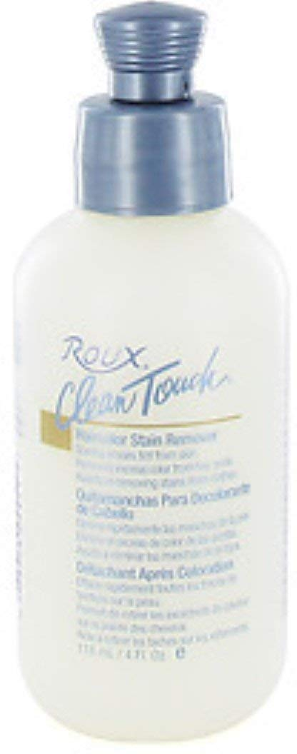 Roux Clean Max 58% OFF Touch Hair Color Stain oz Remover Sales of SALE items from new works Pack 4