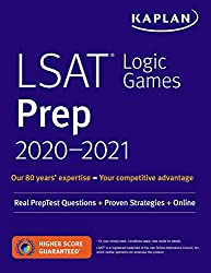 small size Preparing for LSAT Logic Games 2020-2021