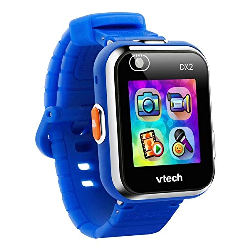 Reloj inteligente Kidizoom para niños DX2 azul (Edad adecuada: 4 años)