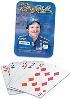 Dale Earnhardt Sr. Playing Cards