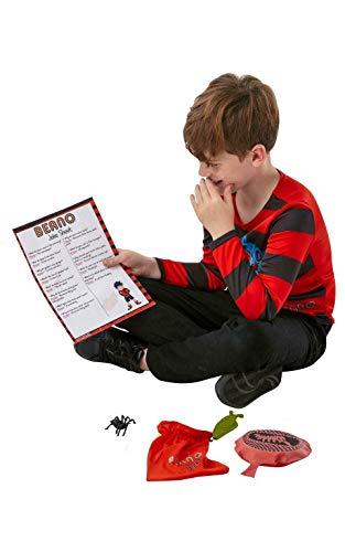 Kids Play Time The Menace Bag of Tricks Pranks Practical Jokes Set