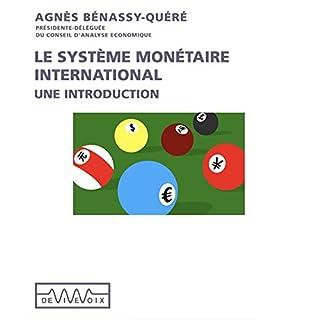 Couverture de Le système monétaire international