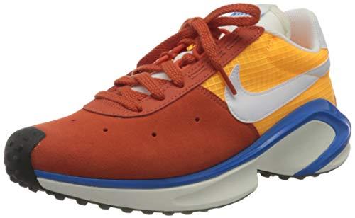 Nike D/MS/X Waffle, Zapatillas de Running Hombre, Mantra Orange White Laser Orange, 40 EU