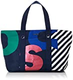 Desigual Logomania Medina Shopping Bag Blanco