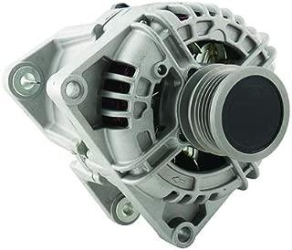 New Alternator for 1.8L Saturn Astra 08 09 2008 2009 124425060, 93188158, 95515976, 11501,12Clock 120Amp Clutch Pulley Type Internal Regulator CW Rotation 12V