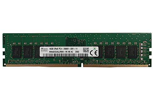 Hynix Arbeitsspeicher (16 GB, DDR4, PC4-21300, 2666 MHz, 288-polig, DIMM)