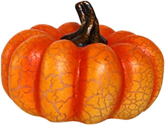 GAIUNDIOUO Halloween Pumpkin Candle Lamp DIY Ranking TOP11 Simulation Resin Pu Max 59% OFF