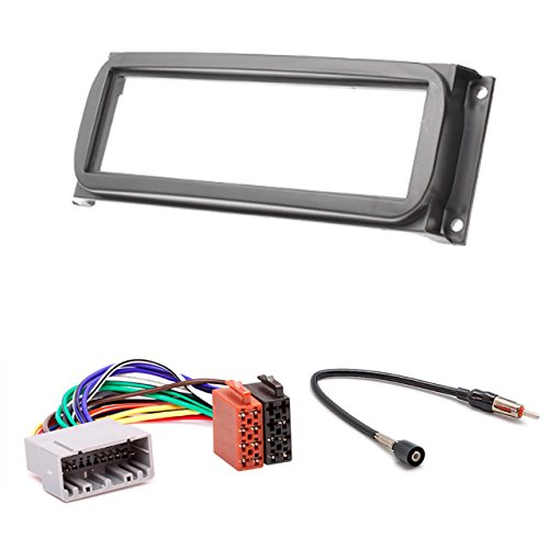 CARAV 11-014-7-14 Adattatore Stereo, DVD di installazione autoradio e attorniata da cruscotto per autoradio