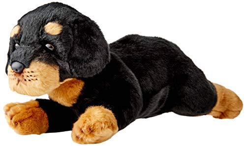 Yomiko 12051 - Suki Gifts Plüschtier Rottweiler Hund: , 36 cm