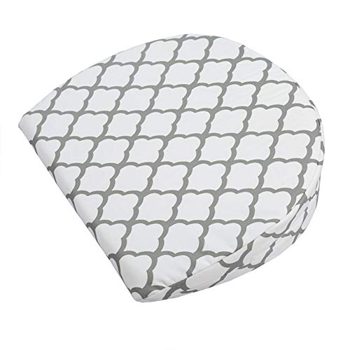 HINMAY Pregnancy Wedge Pillow for Maternity,Waist Support Portable Relieves...