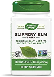Slippery Elm At Health Food Stores