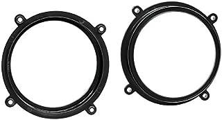 5/porte 10//2001/ /05//2008/165/mm Set anelli Adattatore di Montaggio dell altoparlante per Fiat Stilo 192