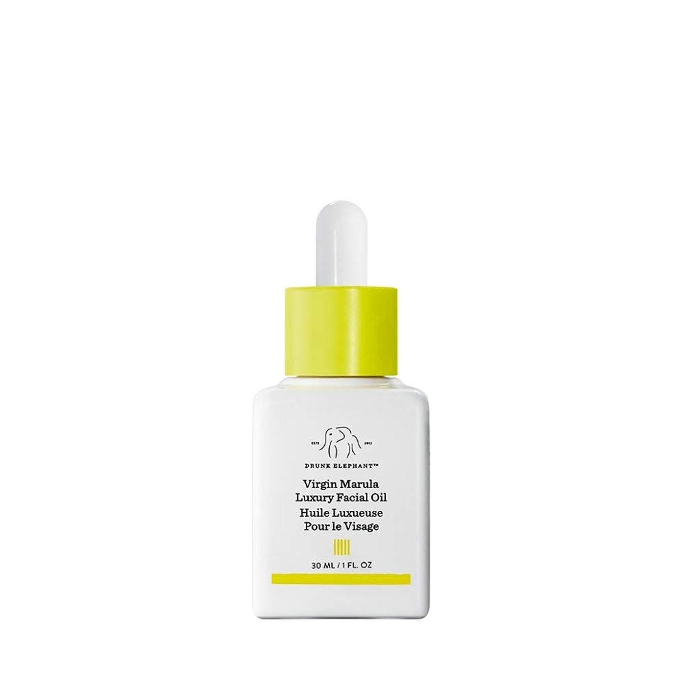 認識トリッキー近所のDRUNK ELEPHANT Virgin Marula Luxury Facial Oil 1 oz/ 30 ml ドランクエレファント バージンマルラ ラグジュアリー フェイシャルオイル1 oz/ 30 ml