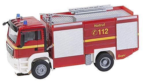 Faller 161599 Car System Man TGS TLF Fire Engine Vi