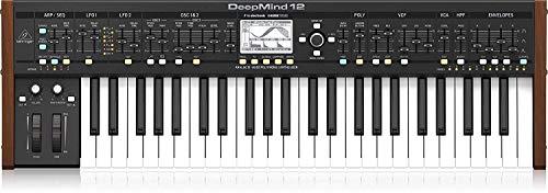 Behringer deepmind12–Synthesizer/Tastatur