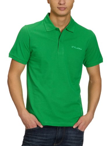 Lotto Sport Herren Polo Short Sleeve Daniel, Parsley, S, N7294