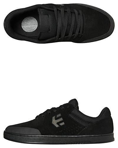 Etnies Men's Marana Skate Shoe, Black/Black/Black, 10.5 Medium US