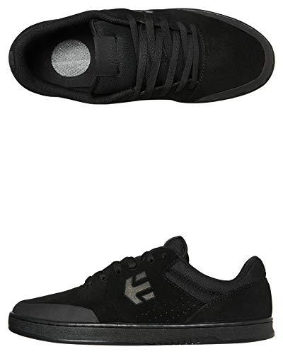 Etnies Men's Marana Skate Shoe, Black/Black/Black, 12 Medium US