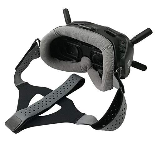 Honbobo Kopfband Stirnband+ Augenpolster für DJI FPV Brille V2