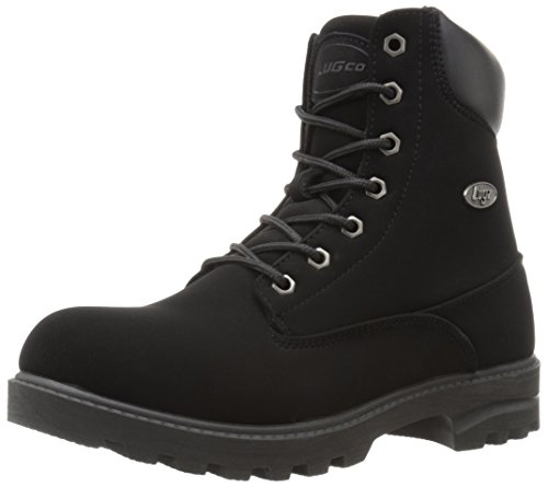 Lugz Women's Empire Hi Wr Winter Boot, Black, 8 M US