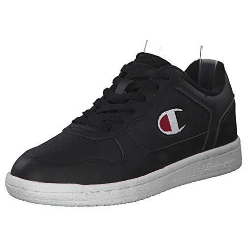 Champion Low Cut Damen Sneaker Low | Sportschuhe | Laufschuhe | Freizeitschuhe | Schwarz (Black) 41 EU