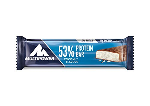 Multipower 53% Protein Bar - 1.2 kg