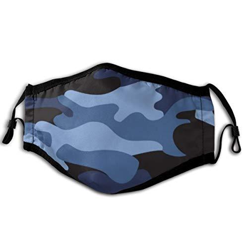Preisvergleich Produktbild Unisex Masken Camouflage Pattern Stoff Mundabdeckung Maske für das Laufen im Freien