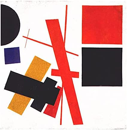 Canvas Pictures Wall Art Tulsa Mall Kazimir Painting Courier shipping free Malevich