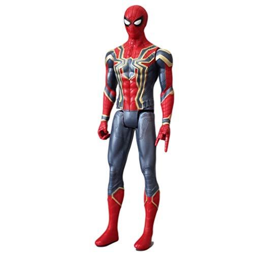 Generies Infinity War Iron Spider Figure Colección Modelo de Juguete