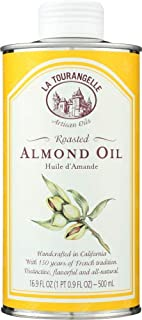 La Tourangelle, Roasted Almond Oil, 16.9 Ounce (Packaging May Vary)