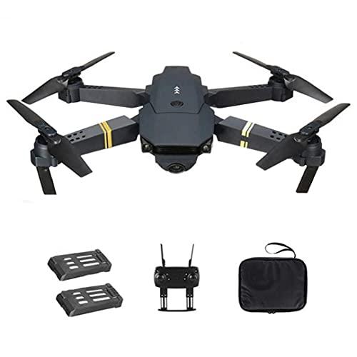 NiceJoy UAV Mit 2batterien Drone Quadcopter E58 WiFi FPV Mini Quadcopter 4k Kamera Faltbare Drohner Unterstützung Auto Return