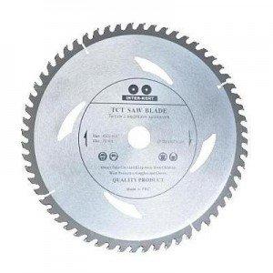 VOYTO - Hoja de sierra circular de calidad (300 x 32 mm con orificio de 22 mm y anillo reductor de 25 mm, para discos de corte de madera, 60 dientes)