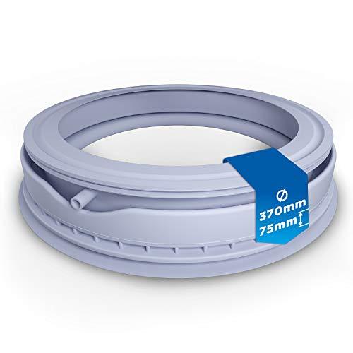 Gummidichtung Türmanschette Tür Dichtung Manschette Ersatz für Bosch Siemens 00361127 11012879 02537421 Waschmaschine Türdichtung Türgummi