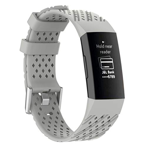 fitbit charge 3 バンド