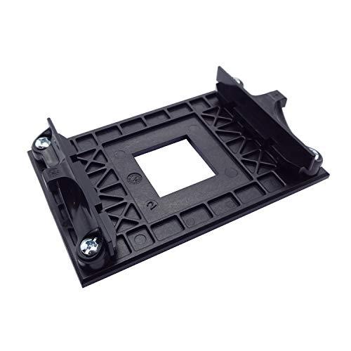 EC360® Bracket AMD AM4 Mainboard Halterung Sockel Retention Mount Modul CPU Backplate (schwarz)