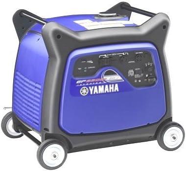 Yamaha EF6300iSDE Gas Powered Portable Inverter