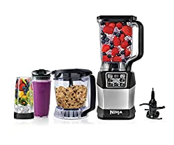 in budget affordable Ninja mixer and food processor with 1200W Auto-iQ base, 72 ounce jug, 40 ounce mix and …
